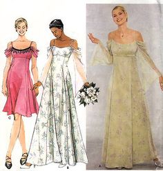 Simplicity 9125  Misses' Dress Sewing Pattern  by retrowithlana, $6.00