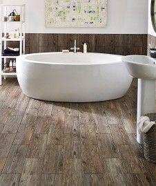 Woodgrain Bayur Borneo Tile