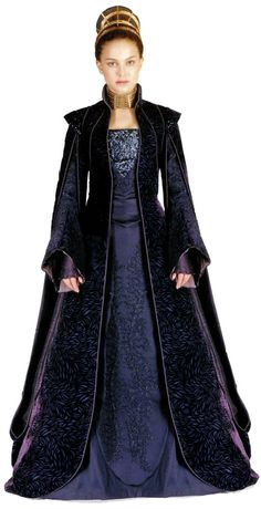 Star Wars --- Padmé Amidala (born Padmé Naberrie) is a fictional character in the Star Wars universe, appearing in the prequel trilogy portrayed by actress Natalie Portman.