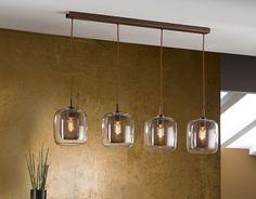 Lámparas de techo FOX. Iluminación Colgante para la decoración de interiores.