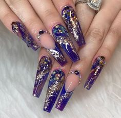2019 Beautiful Nail Trends and Designs to Try Gel Acrylic Nails, Acrylic Nail Designs, Nail Art Designs, Dope Nails, Swag Nails, Lily Nails, Nail Designer, Luxury Nails, Beautiful Nail Designs