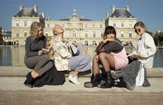 The messy heads Messy Heads, Teenage Dream, Gal Pal, Friend Goals, Friend Photos, Girl Gang, Dream Life, Parisian, Shabby Chic