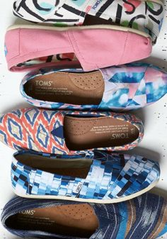 Colorful classics pair perfectly with the warmer weather and vibrant fashion choices of spring.