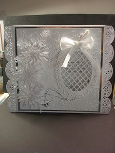 AbFab Designs, filigree card with flowers 50th Anniversary Cards, Heartfelt Creations Cards, Hand Made Greeting Cards, Spellbinders Cards, Scrapbook Cards, Scrapbooking, Engagement Cards, Beautiful Handmade Cards, Marianne Design
