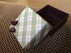 Paper Box easy to make