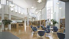 Vallila library - Helsinki