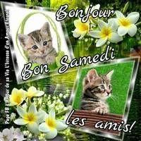 Bon Samedi! Bisous image #4826 - BonnesImages