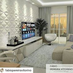 ( ・・・ Living Room Project L Living Room Tv Unit, Living Room Grey, Interior Wall Colors, Interior Design, Muebles Living, Living Room Decor Inspiration, Tv Wall Decor, Living Room Designs, Architecture Design