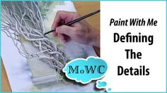 Steve Mitchell makes some great videos that take the fear out of watercolor painting.