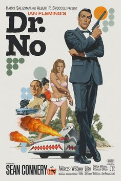 """Dr. No"" by Paul Mann"