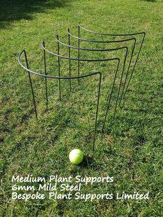 Medium Metal Plant Support 6mm (Single)