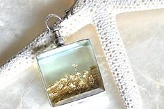 Sands of Time  Shake Necklace  Sterling Silver and by SSMDesign, $210.00