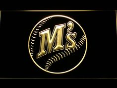 Seattle Mariners 1987-1992 LED Neon Sign - Legacy Edition