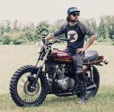 Super 4, Mopeds, Biker, Motorcycles, Wheels, Vehicles, Casual, Shopping, Biking