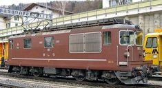 Swiss Railways, Commercial Vehicle, Transportation, Vehicles, Industrial, Travel, Crafts, Trains, Traveling