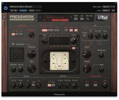 12-week Mixing Course, in your inbox (for free). Win u-he PRESSWERK.