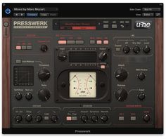 12-week Mixing Course, in your inbox (for free). Win u-he PRESSWERK.