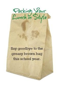 Adorable lunch sacks and containers for keeping your meals warm or cold. #weareteachers
