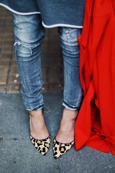 Friday Favorites - Pop of Red