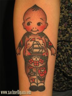 zachnelligan: Kewpies
