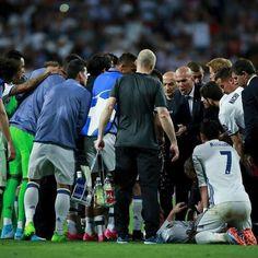 Cuando Zidane hablaba.... ¡El resto escuchaba!