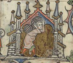 Znalezione obrazy dla zapytania medieval illumination XII - XIII c.