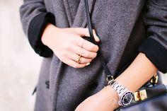 Monica Vinader delicate jewellery