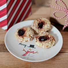 It's the annual Great Food Blogger Cookie swap. AKA the one stop resource for every single cookie recipe in history. Check out my addition with my grandma's classic Kris Kringles.