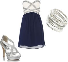 """Formal Wedding Guest Attire"" by ericka-sealedintime on Polyvore"