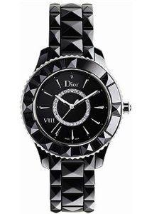 Christian Dior Women's Watch Diamond CD1231E0C002: Watches: Amazon.com
