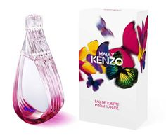 This perfume is another absolute favourite! I usually hate sweet perfumes but this is sweet in an elegant way, not in sickly way. Madly Kenzo by Kenzo