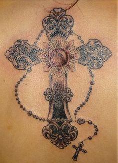 cruz tattoo - Pesquisa Google