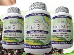 Acai Slim ~ Super Weight Loss & Antio... $45.00