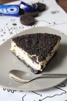 La recette de cheesecake américain emblématique à base de biscuits Oreo