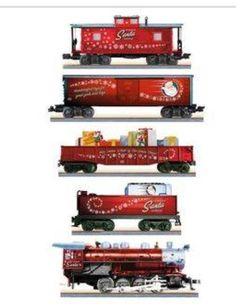 #electrictrainsets