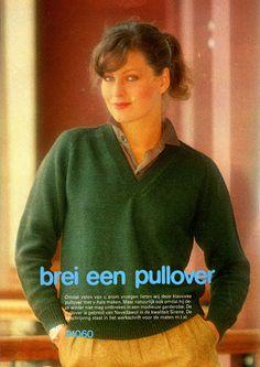 Pullover met raglanmouwen | Damestruien-breien.jouwweb.nl