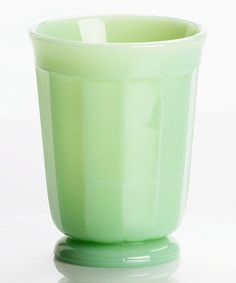 Another great find on #zulily! Jade Tumbler #zulilyfinds