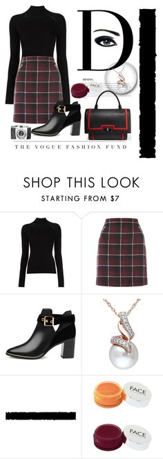 """""""Plaid"""" by tfashionspeaks ❤ liked on Polyvore featuring BoConcept, Misha Nonoo, Ted Baker, Tim Holtz, FACE Stockholm, Givenchy, womenfashion and fashionset"""
