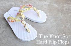 Knot So Hard Flip-Flops
