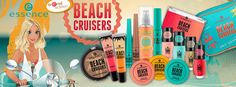 "hi beauties, unsere neue trend edition ""beach cruisers"" ist jetzt im handel :-) was sind eure highlight produkte?   alle infos findet ihr hier: http://www.essence.eu/de/trend-editions/beach-cruisers/  #essence #lips #lipgloss #sommer #strand #beach #fragrance #blush #eyeshadow #mascara #nailpolish #accessoire"