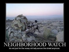 Gunfight Rules Neighborhood Watch