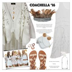 """""""Pack for Coachella!"""" by meyli-meyli ❤ liked on Polyvore featuring Billabong, Boohoo and Victoria Beckham"""
