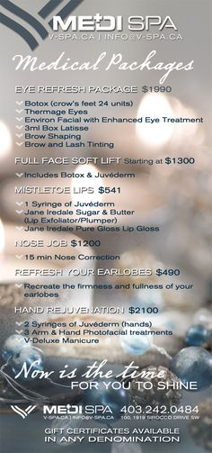 Skin Care & Treatment Current Promotions