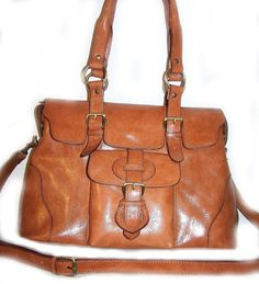 Really just want a brown purse that can fit all my junk for work!