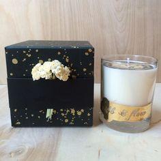 Ebb & Flow Maple Bourbon Soy Candle