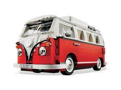 VW Bus von Lego.
