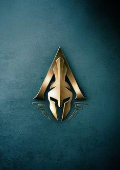 Here's my re-design of AC Odyssey's logo, in a practical wallpaper format. Note that this isn't an edit of any sort, every element of this artwork was hand-painted digitally and from scratch, before applying metal and wall-like textures. Sparta Wallpaper, Lion Hd Wallpaper, Armas Wallpaper, Assassin's Creed Wallpaper, Assassins Creed Logo, Assassins Creed Odyssey, Assassin's Creed Hd, Assassin's Creed Black, Connor Kenway