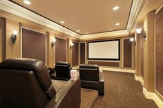 cool home theatre