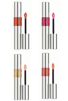 Le rouge à lèvres Tint-In-Oil d'Yves Saint Laurent