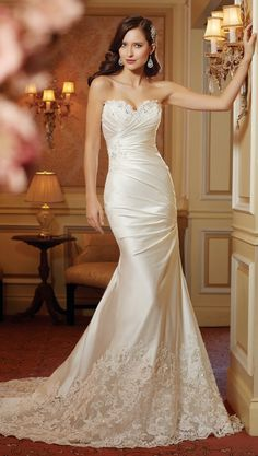 Sophia Tolli Spring 2014 Bridal Collection